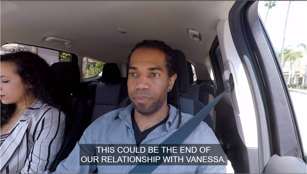 the end of vanessa